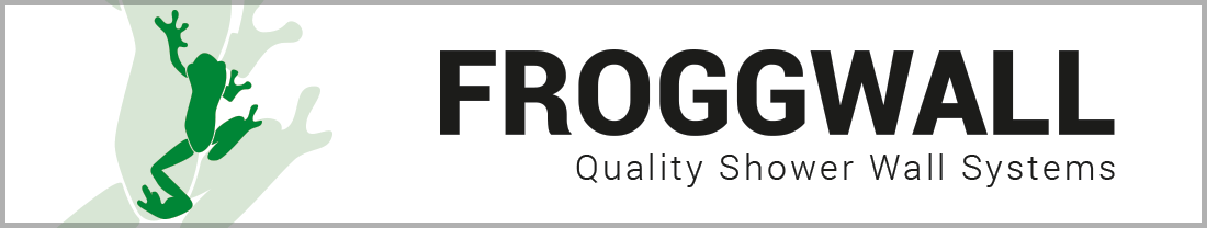 Froggwall Shower Wall Systems