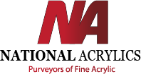 National Acrylics Logo